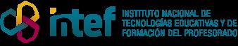 Logotipo del INTEF. Instituto Nacional de Tecnologías Educativas y de Formación del Profesorado