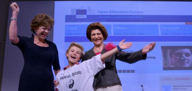 La Comisión Europea presenta 'Apertura de la Educación'