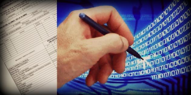 Elaboración del Expediente Digital del Alumno y del Docente