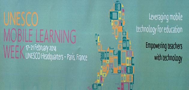 """""""Activando las tecnologías móviles en educación"""": Semana del aprendizaje móvil de la UNESCO 2014 #mlw2014"""