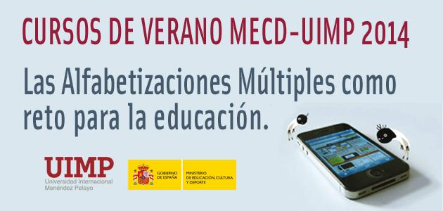 Cursos de verano 2014: Las alfabetizaciones múltiples como reto para la educación