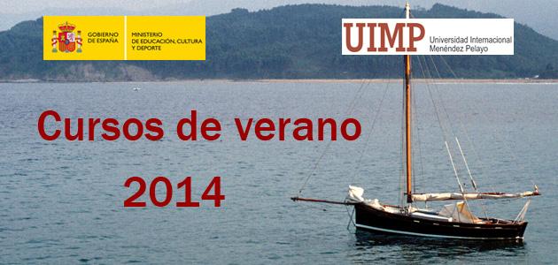 Cursos de verano 2014: programas de los cursos