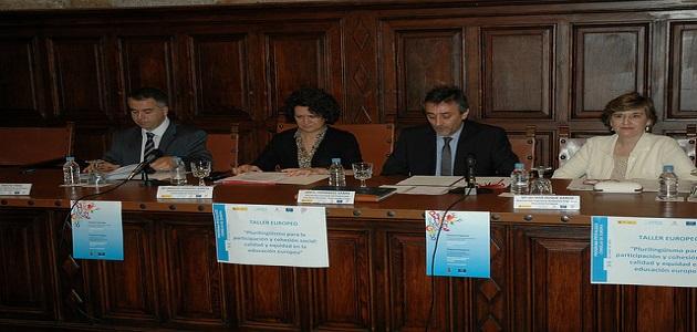 Crónica del Taller Europeo sobre Plurilingüismo (Programa Pestalozzi) organizado por OAPEE