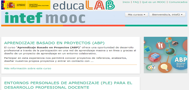 Resultados plan experimental MOOC de formación de profesorado