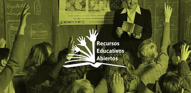 Cursos de creación de Recursos Educativos Abiertos #REA para la enseñanza