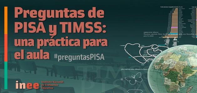 """MOOC """"Las preguntas de PISA y TIMSS: una práctica para el aula"""", inscripción abierta"""