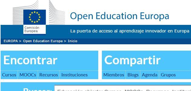 Open Education Europa: La puerta de acceso al aprendizaje innovador en Europa