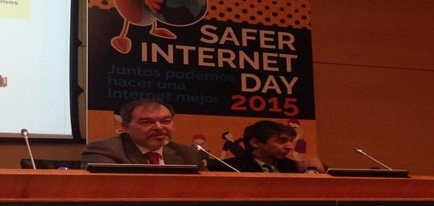 Palabras de Director INTEF en Jornada Internet + Segura #SID2015 (Mesa Acciones Sector Público)