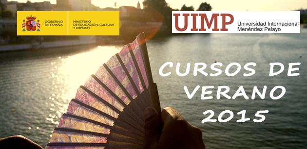 Cursos de verano  MECD-UIMP 2015