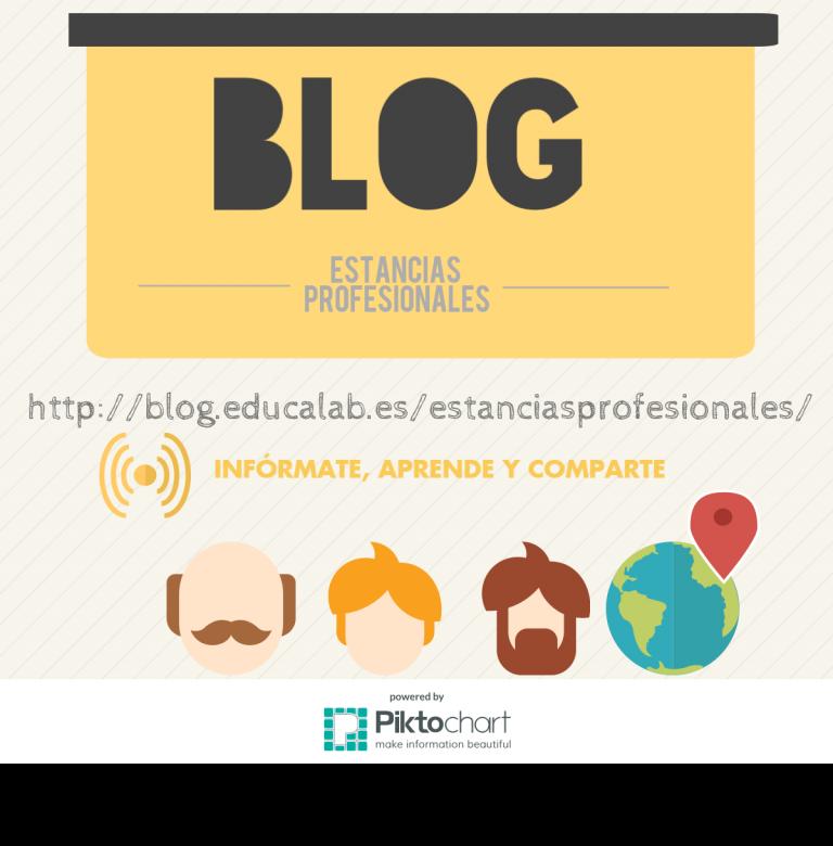 ¡Sigue el blog de Estancias Profesionales!