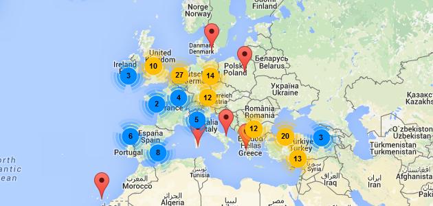 Semana de la Programación de la UE del 10 al 18 de octubre #codeEU