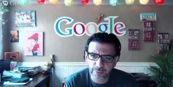 Cursos de Verano 2015: Move On!    Hangout con Jaime Casap,  Chief Education Google Evangelist