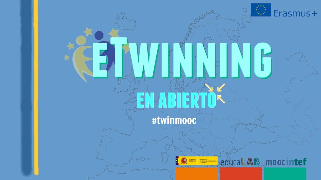 """Llega la segunda edición del MOOC """"eTwinning en abierto"""" - INTEF"""