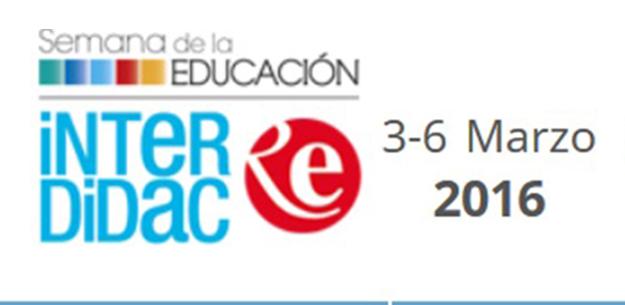 Semana de la educación-INTERDIDAC 2016