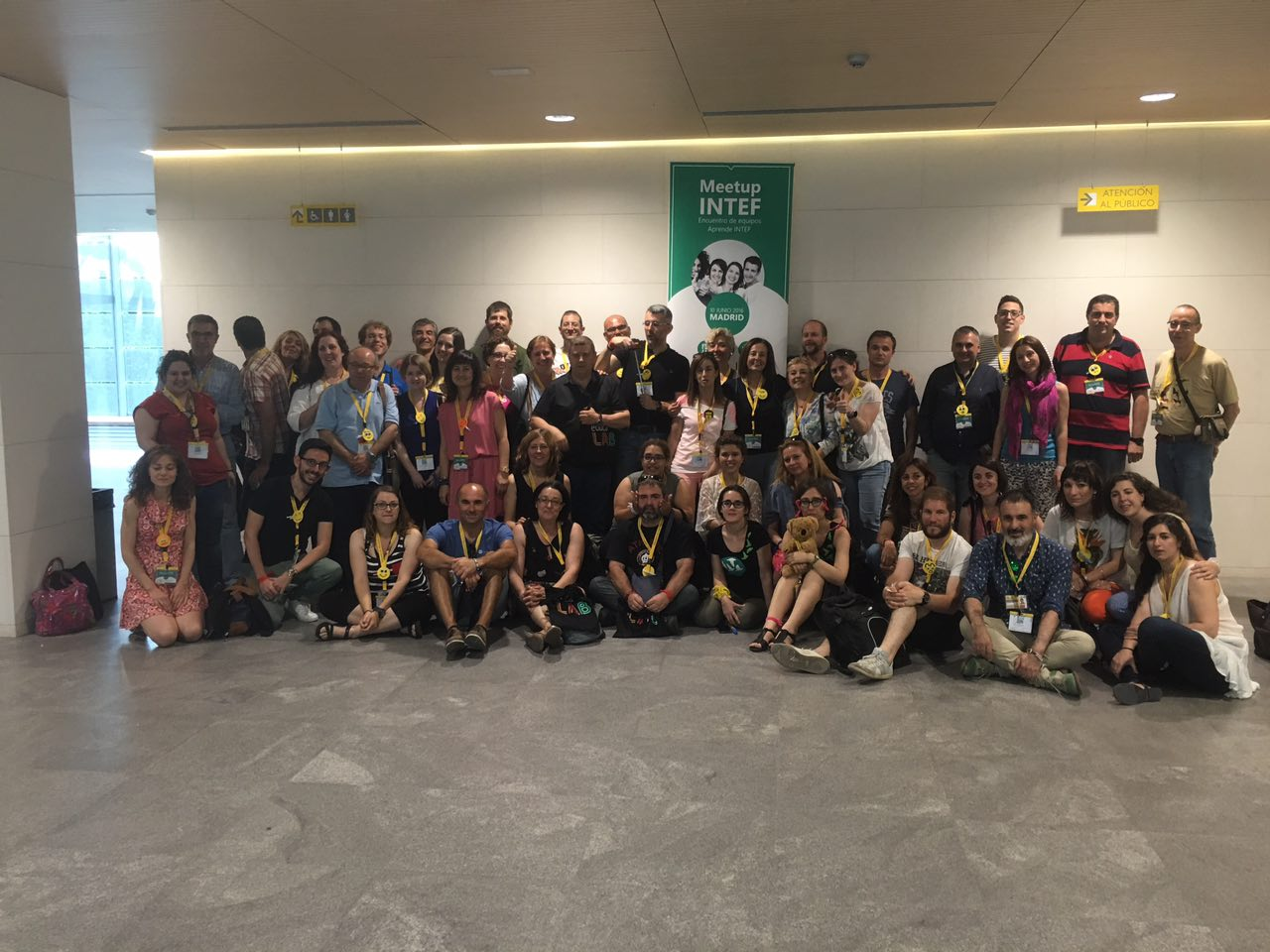 Balance del evento #Meetup_INTEF