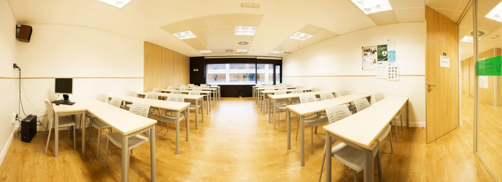 Classroom_Campus_EU_Business_School_Barcelona