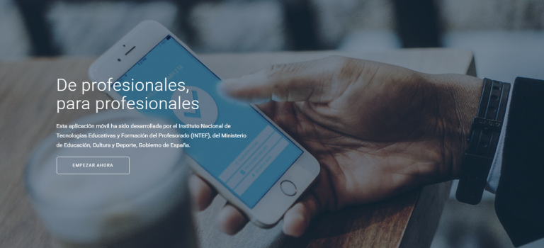 Edupills, la app de micro formación de Aprende INTEF