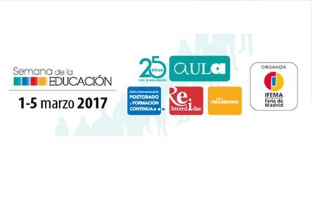 SEMANA DE LA EDUCACIÓN 2017