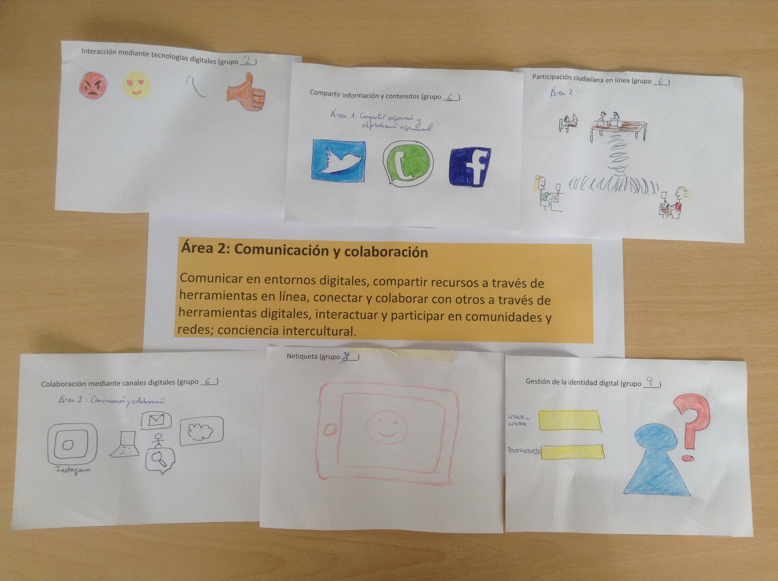 Funcionarios en prácticas en Ceuta conocen el Marco Común de la Competencia Digital Docente