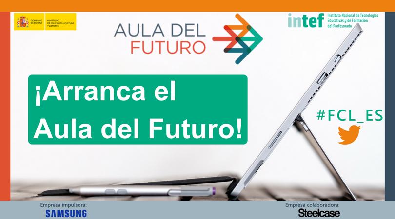 Banner Aula del Futuro