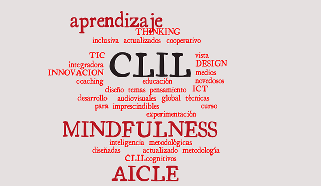 Cursos de verano MECD_UIMP 2017: Innovation within CLIL: Mindfulness, Design Thinking and ICT