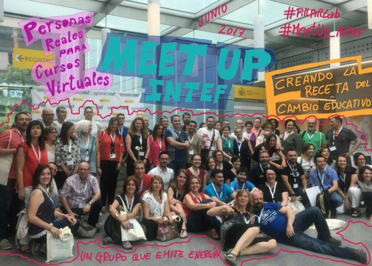 Mejores momentos de la edición 2017 de #Meetup_INTEF