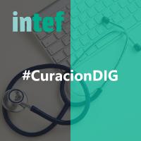 Imagen de la insignia del NOOC #CuraciónDIG