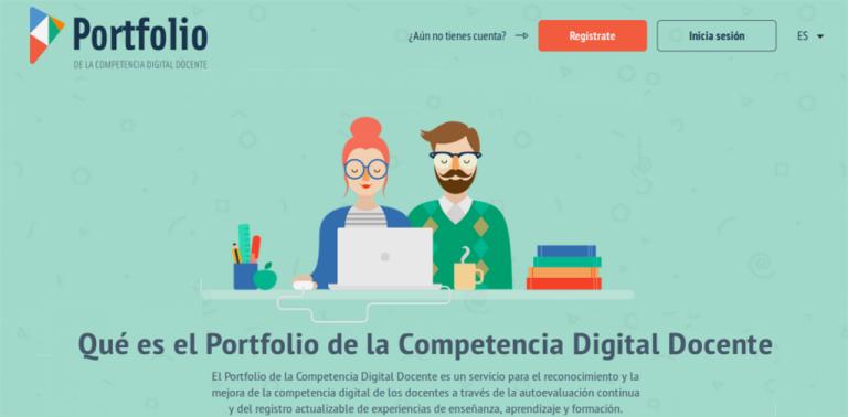Arranca la fase final de pilotaje del Portfolio de la Competencia Digital Docente