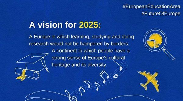 """La Comisión Europea prepara un """"espacio único educativo"""" para 2025"""