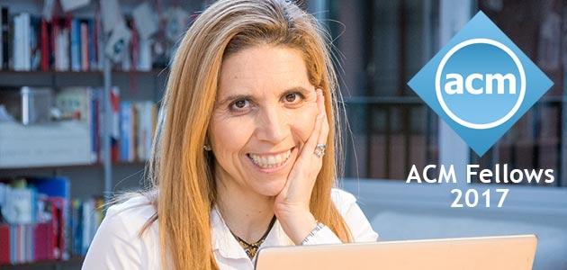 Nuria Oliver, nombrada ACM Fellow 2017