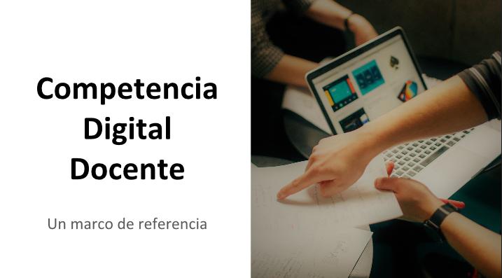 Se consolida una sesión formativa a funcionarios docentes en prácticas de Ceuta para conocer el Marco Común de la Competencia Digital Docente