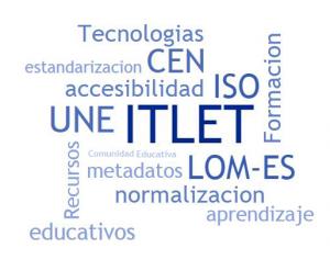 Tecnologías, estandarización, aprendizame, itlet, formación