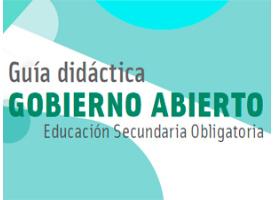 Guía didáctica Gobierno Abierto