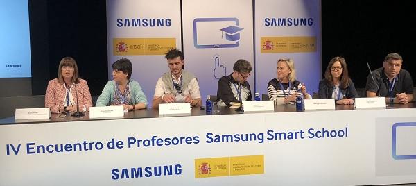 IV Encuentro de Profesores Samsung Smart School
