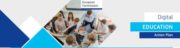 Plan de Acción de Educación Digital de la Comisión Europea