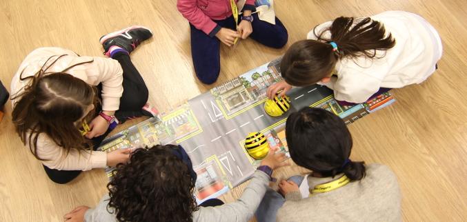 Cursos de verano MECD-UIMP 2018: Pensamiento computacional en infantil y primaria