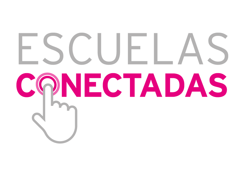 Logo de escuelas conectadas