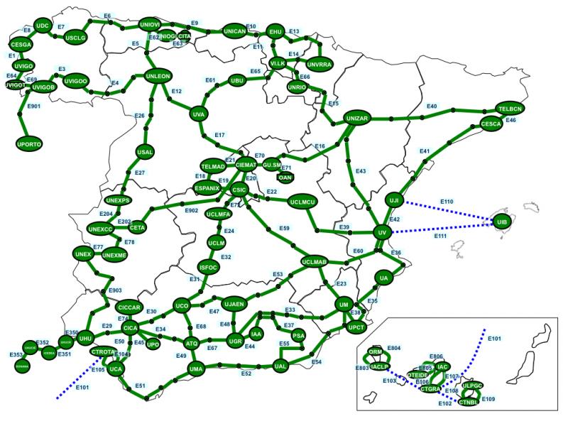 Imagen del mapa de ciudades conectadas