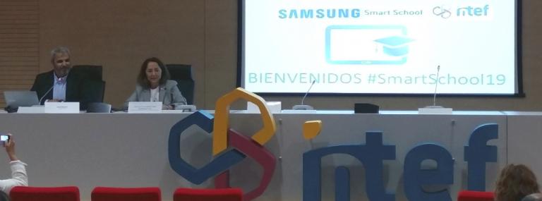 Arranca la 5ª edición del Programa Samsung Smart School