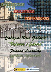 Portada del Proyecto Educación i valores del Colegio San Gabriel