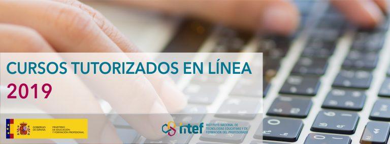 Cursos tutorizados en línea 2019