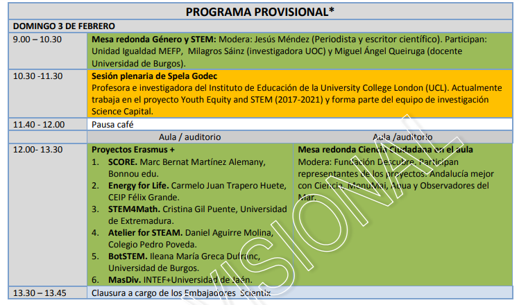 Hoja 2 programa provisional