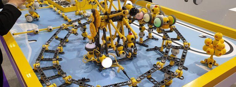 BETT 2019. La Programación y la Robótica, los grandes protagonistas.