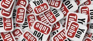 Imagen logotipos de youtube