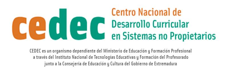 Logo del CEDEC