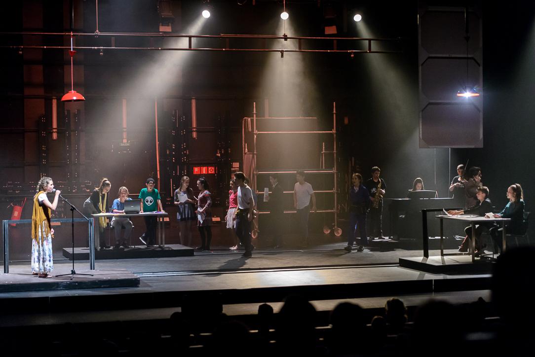 Escena teatral 4