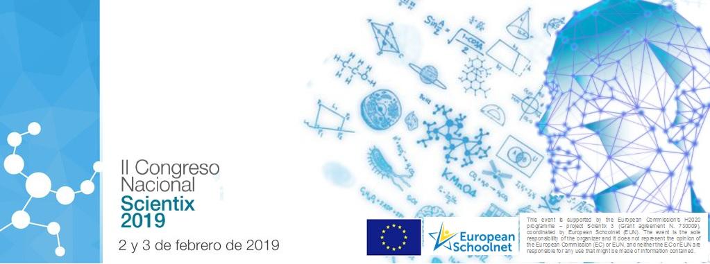 II Congreso Nacional Scientix 2019: conclusiones y certificación de la actividad formativa