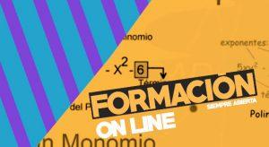 Imagen decorativa sobre formación on line