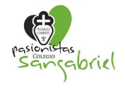 Logo del colegio San Gabriel