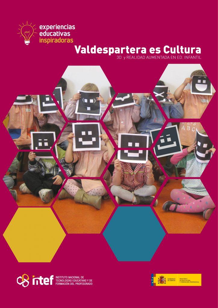 Portada de la Experiencia Valdespartera es Cultura